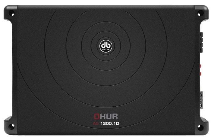 Amplificador DB Drive A5 1200.1 (1x 1200W RMS)