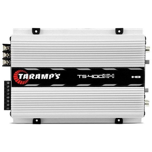 Amplificador Taramps TS-400x4 (4x 100W / 2x 200W RMS)