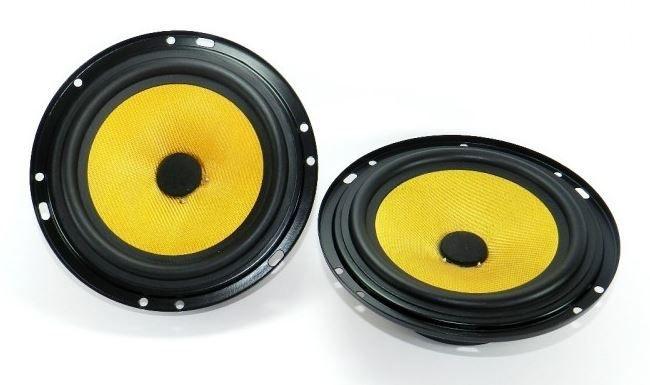 Alto-falante Mid-Bass NAR Audio 650-CW-3 (6 pols. / 120W RMS)