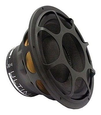 Subwoofer Morel Ultimo SC 12 S4 (12 pols. / 600W RMS)