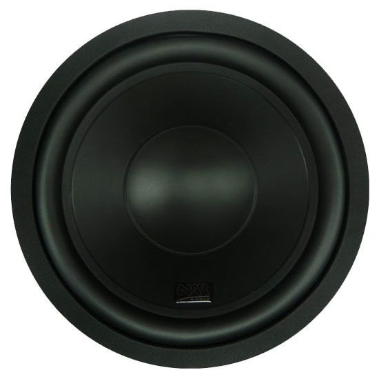 Subwoofer NAR Audio 0804-SW-2 (8 pols. / 200W RMS)