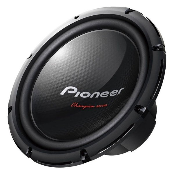Subwoofer Pioneer TS-W260D4 (10 pols. / 350W RMS)