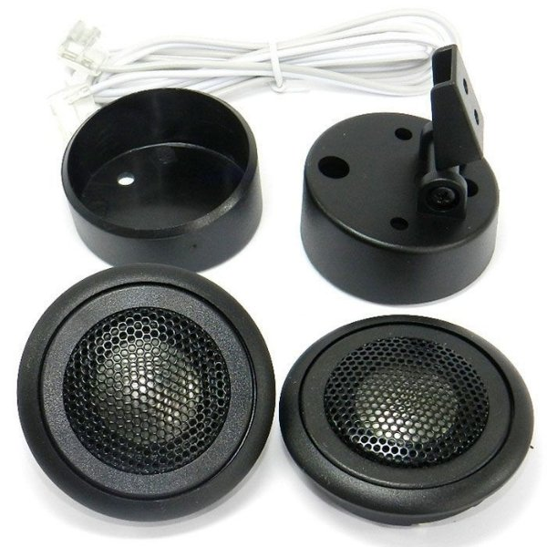 Tweeter NAR Audio 26-TW-3 (100W RMS / Titânio)