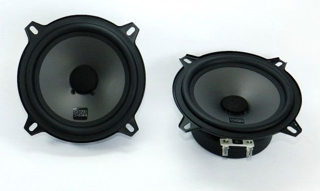 Alto-Falante Mid-bass Nar Audio 400-cw-2 (4 Pols. / 110w Rms)