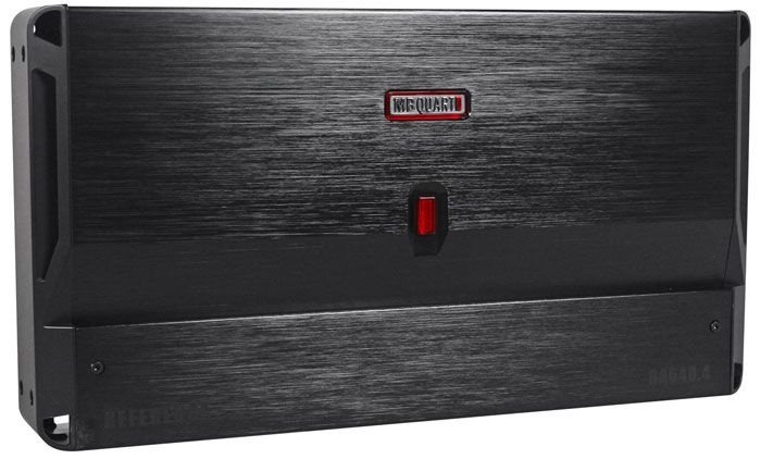 Amplificador MB Quart RA640.4 (4x 160W / 2x 320W RMS)