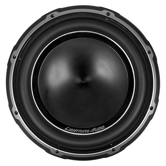 Subwoofer Lightning Audio LA-D412 (12 pols. / 300W RMS)