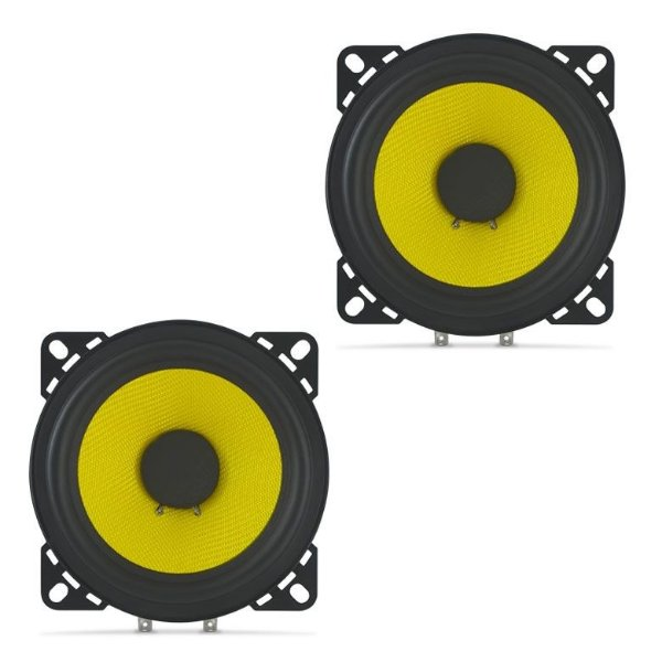 Alto-Falante Mid-bass Nar Audio 400-CW-3 (4 Pols. / 120W RMS)