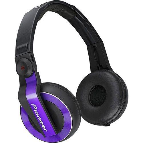 Fone de Ouvido Pioneer Profissional DJ HDJ-500 (Violeta)