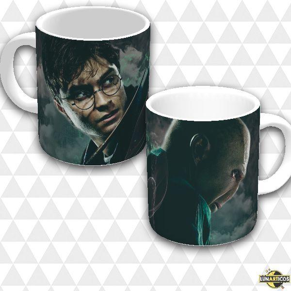 Caneca Harry Potter 2