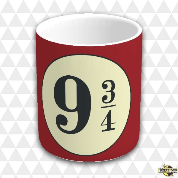 Caneca Harry Potter 9 ¾