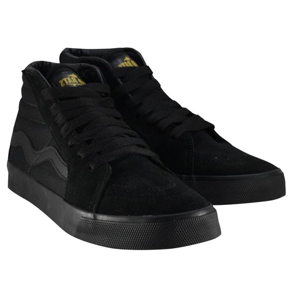 4d40890b2e1 Tênis Mad Rats Hi Top All Black - Loja Convency