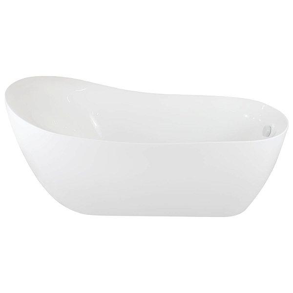 Banheira Imersão Lux Branco Contemporânea 1800x900x800