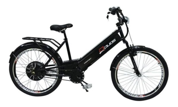 Bike Bicicleta Elétrica Duos Confort 800W 48V