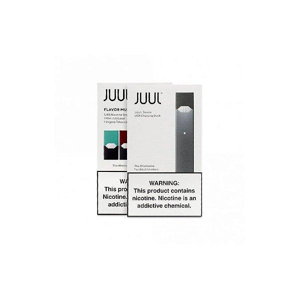 JUUL pod system starter kit