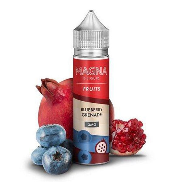 Juice Blueberry Grenade 60ML - Magna
