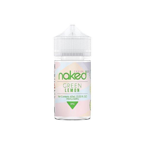 Naked Green Lemon 00Mg / 60Ml