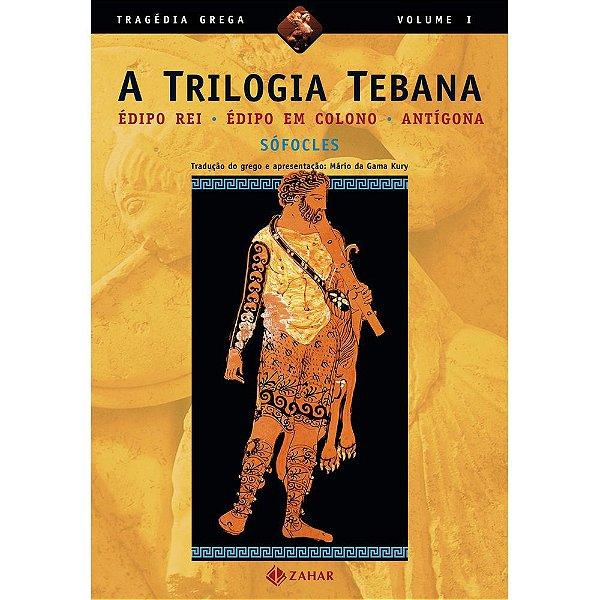 A trilogia tebana   Sófocles