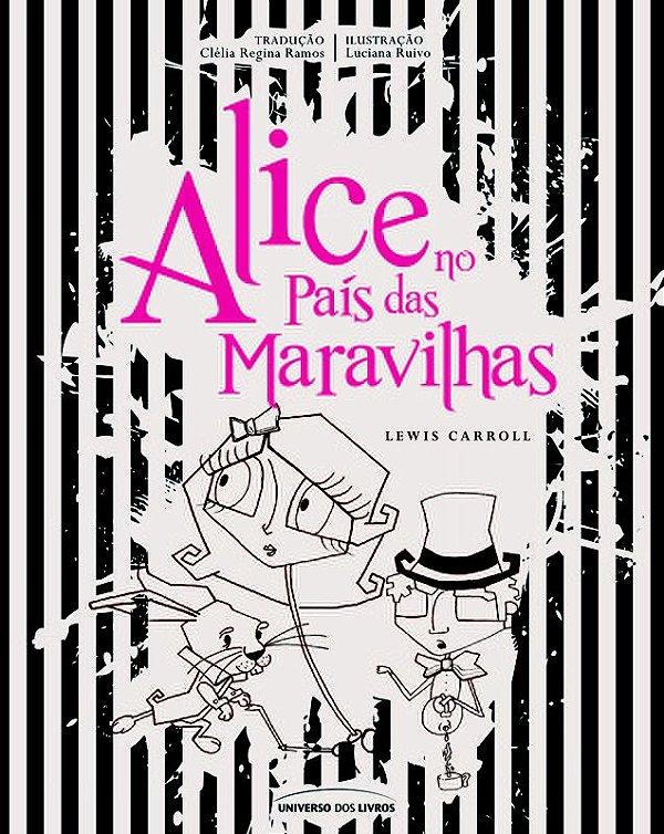 Alice No País Das Maravilhas | Lewis  Carroll