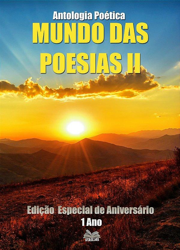 Antologia Poética Poesias do Mundo II