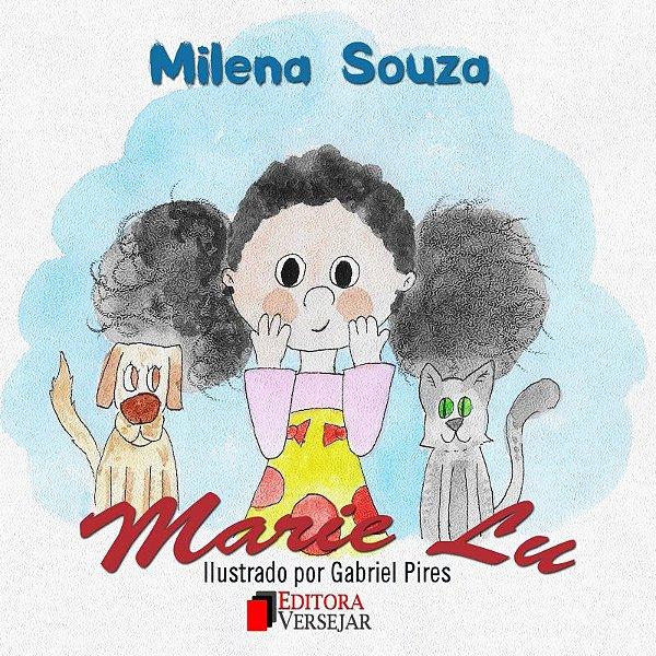 Marie Lu   Milena Souza