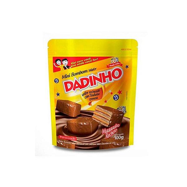 Mini Bombom Dadinho 100g