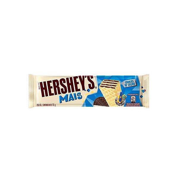 Hershey's mais Chocolate branco 115g