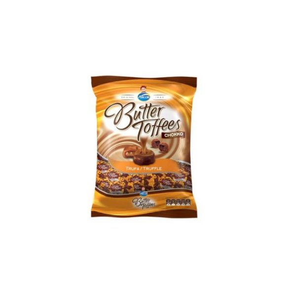 Bala Butter Toffees Trufa 600g Arcor