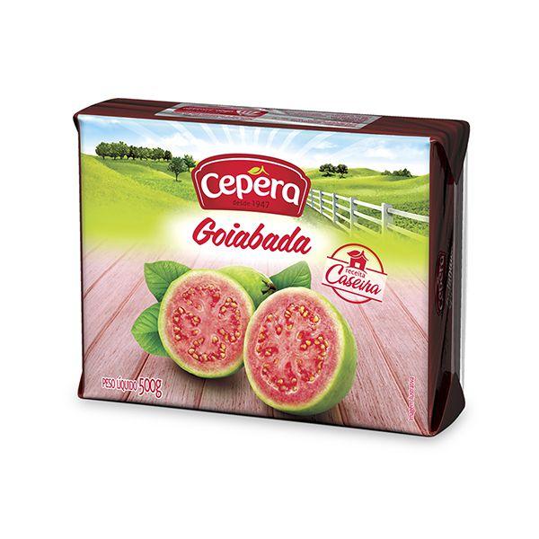 Goiabada Cepera 500g