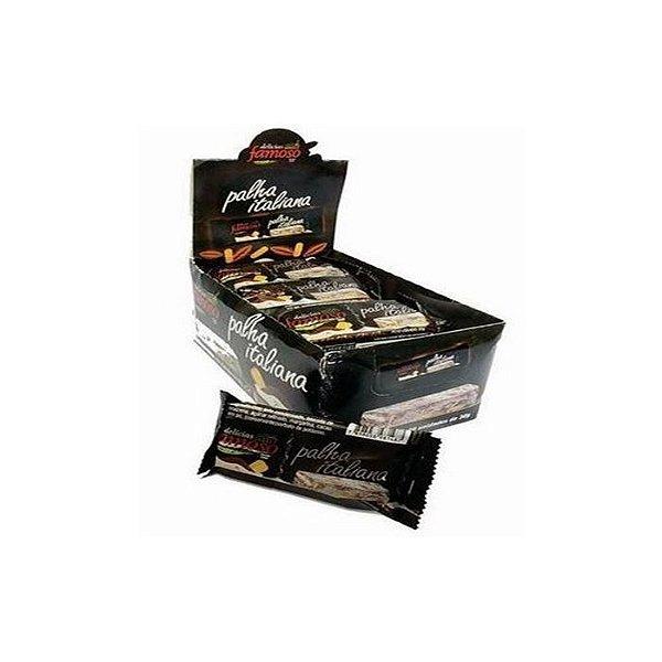 Doce de Leite com Chocolate e Biscoito 20 unidades de 30g
