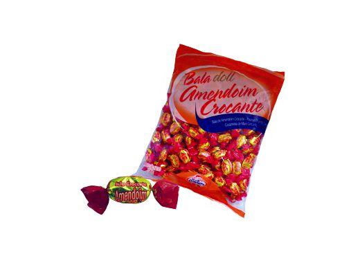 Bala de Amendoim Doll Confirma 600g