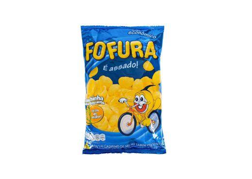SALGADINHO FOFURA CONCHINHA SABOR PRESUNTO 100g