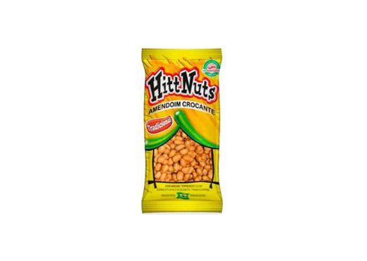 Amendoim Crocante Hitt Nuts Tradicional 500g