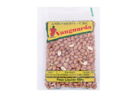 Amendoim Crú Vanguarda 500g
