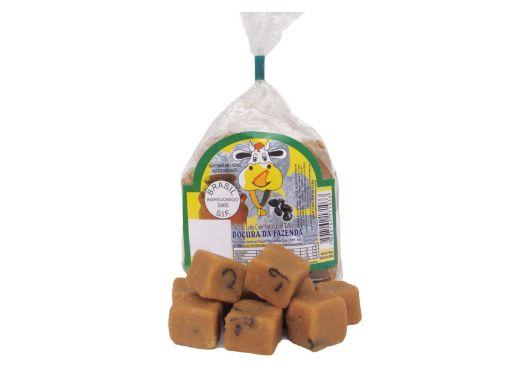 Doçura da Fazenda sabor Doce de Leite com Ameixa 200g