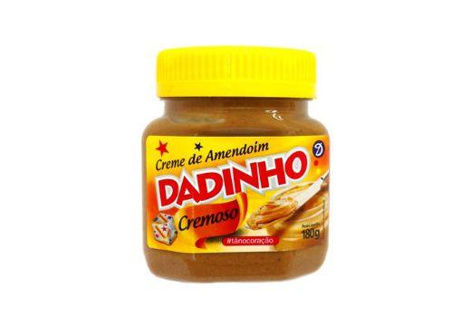 Dadinho Cremoso 180g
