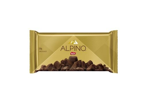 Barra de Chocolate Nestle Alpino 100g