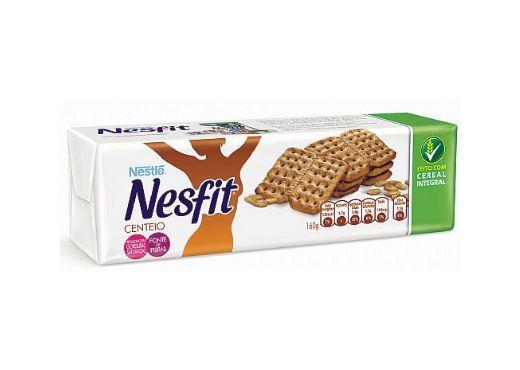 Biscoito Nesfit Integral Salgado com Centeio Nestle 160g