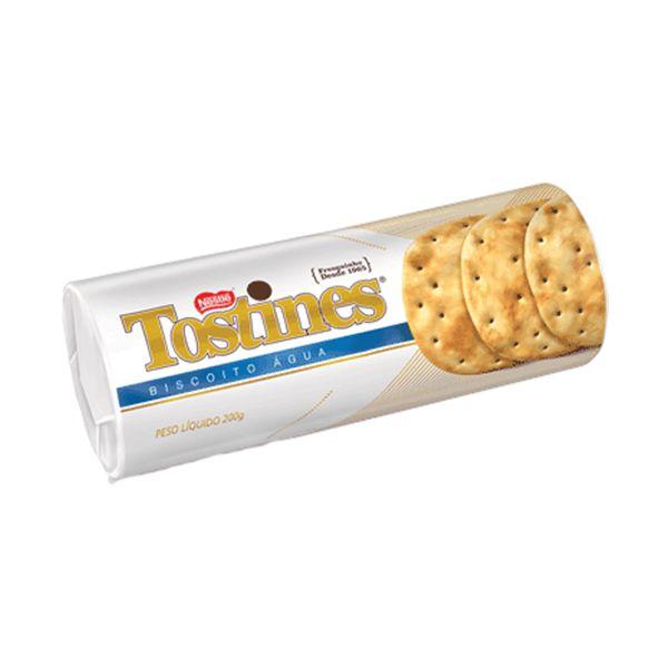 Biscoito de Água Tostines Nestlé 200g