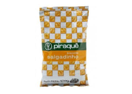 Biscoito Salgadinho Piraquê 100g