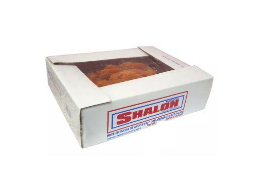 Doce em massa de Batata Doce Mini Coração Shalon 500g