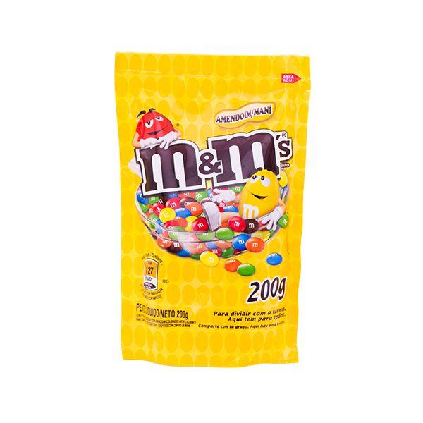 M&MS Amendoim 200g