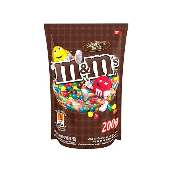 M & M Chocolate 200g