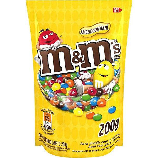 M & M Amendoim 200g