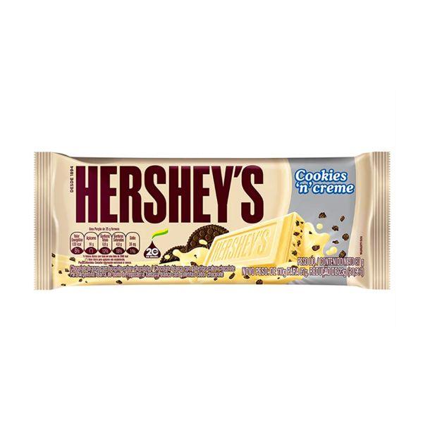 Barra de Chocolate Branco Hersheys Cookies´n´Creme 87g