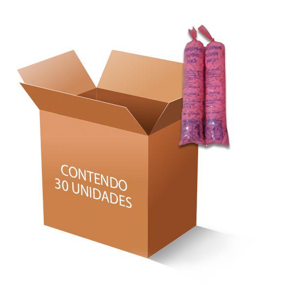 Flocos de Arroz Doce Abelhão contendo 30 saquinhos de 4g