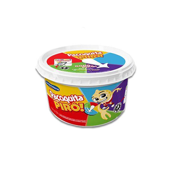 Paçoquita Pirô Morango, Pamonha, Maracujá, Maçã Verde e Tutti Frutti contendo 150g