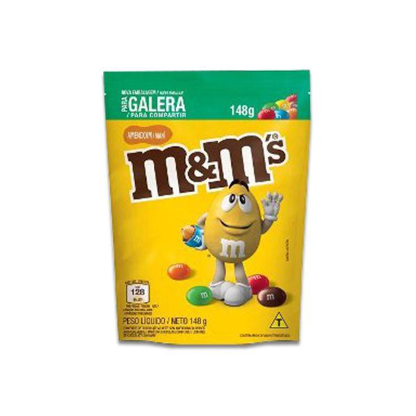M&M's Amendoim 148g