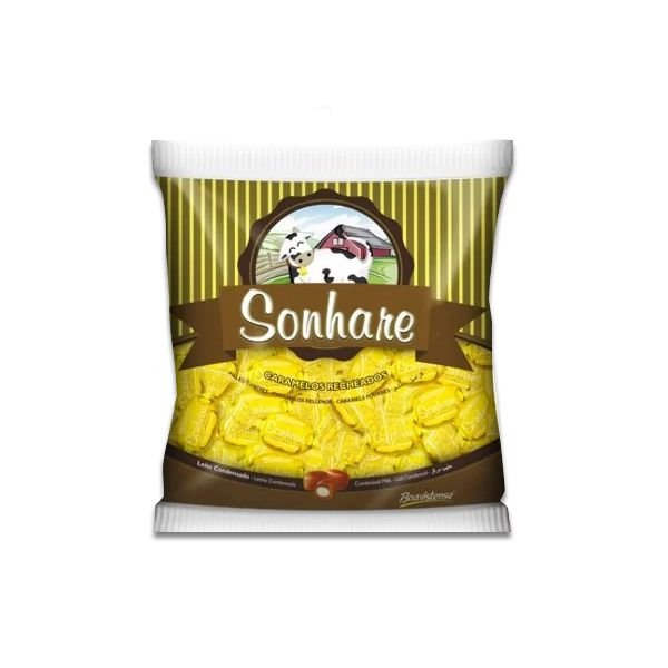 Bala Sonhare Leite Condensado Boavistense 400g