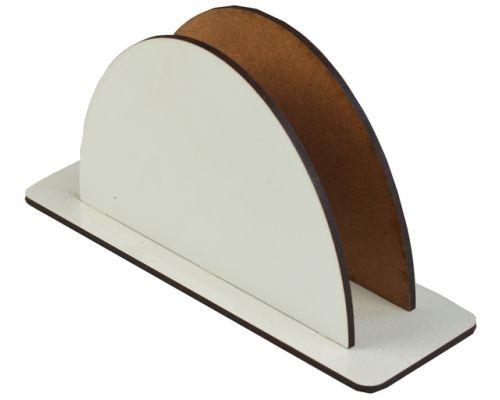 Porta Guardanapo para sublimação - MDF