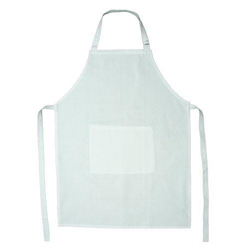 Avental de cozinha para sublimação - Branco